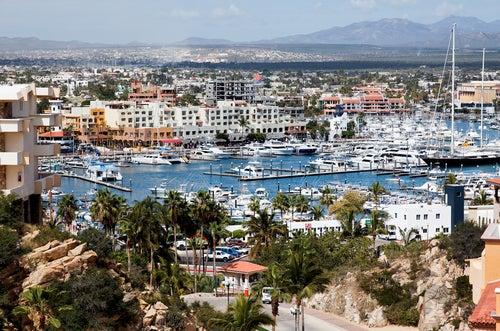 Puerto en Cabo San Lucas