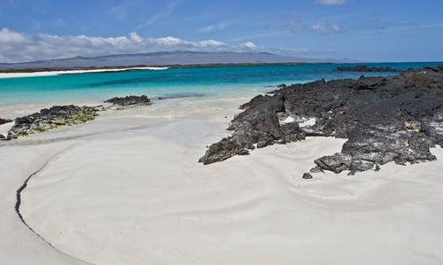 San Cristóbal en islas Galápagos