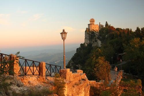 Rocca Guaita en San Marino