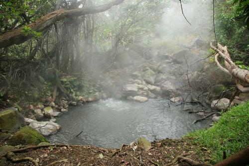 Rincón de la Vieja en Costa Rica