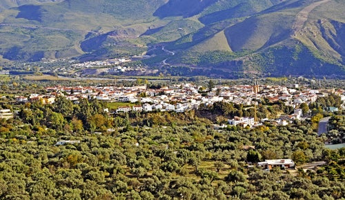 Órgiva, en el corazón de la Alpujarra granadina