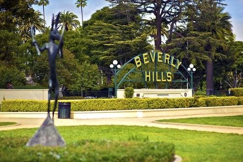 Beverly Hills en Los Ángeles