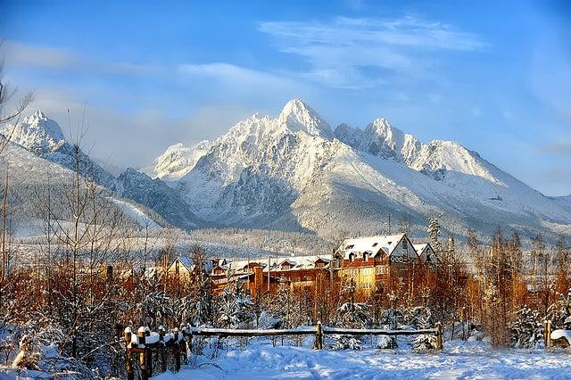 Conoce Eslovaquia, un bello país europeo