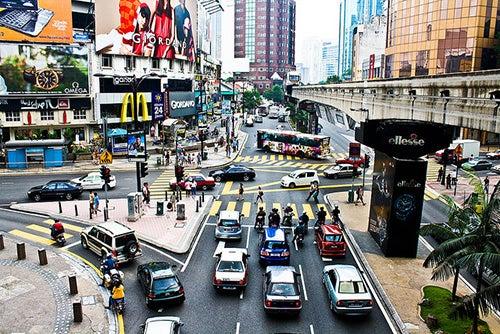 Bukit Bintang en Kuala Lumpur
