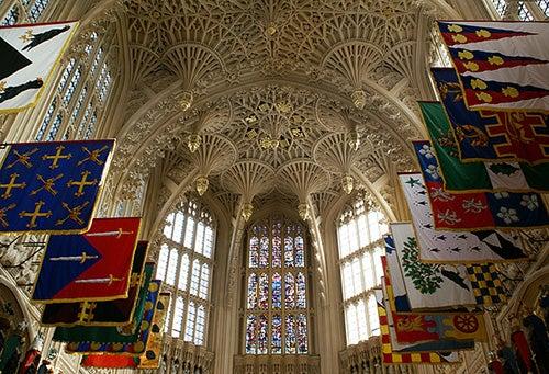 Capilla de Enrique VII en la Abadia de Westminster