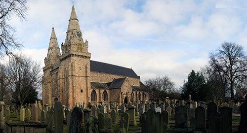 Catedral de Saint Machar en Aberdeen
