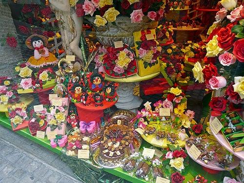 Chocolatería en Zurich