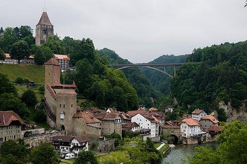 Ciudad Vieja de Friburgo