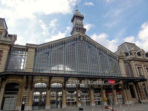 Estación de Roubaix