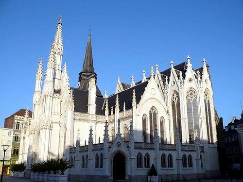 Iglesia de San Martín de Roubaix