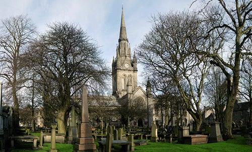 Iglesia de San Nicolas en Aberdeen