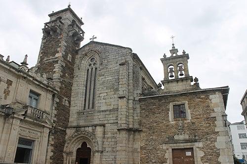 IGlesia de San Francisco en Lugo