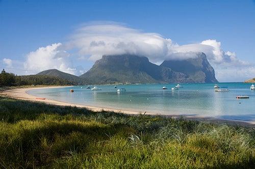 """La isla de Lord Howe, un bello lugar """"casi"""" perdido"""