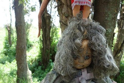Muñeca de Isla Muñecas