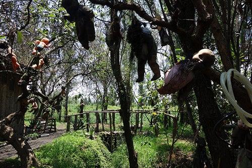 Muñecas en Isla de las Muñecas