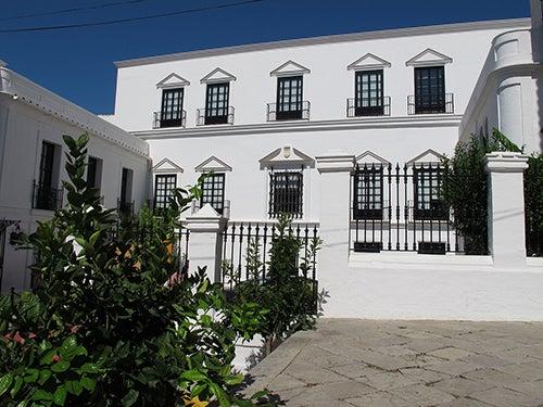 Palacio de Medina Sidonia en Sanlúcar