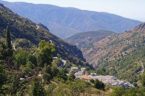 Pampaneira, uno de los pueblos más bonitos de la Alpujarra