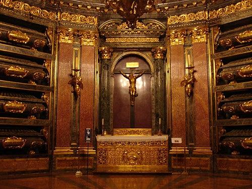 Panteón de los Reyes de El Escorial