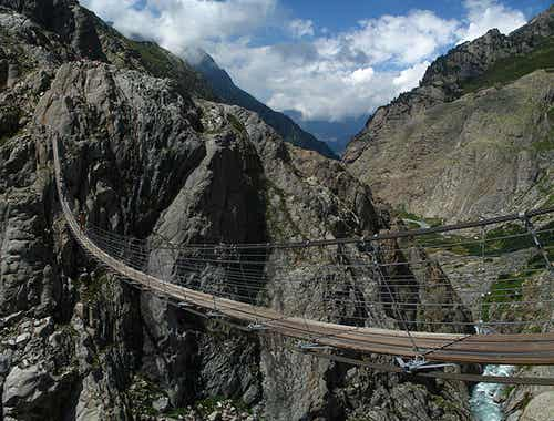 8 puentes solo para aventureros