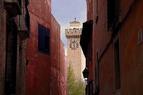 Torre Mangana en Cuenca