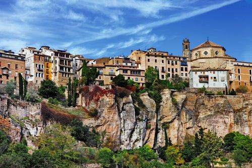 Cuenca, una de las ciudades más bonitas de España