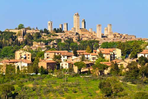 San Gimignano en Italia, la ciudad de las torres