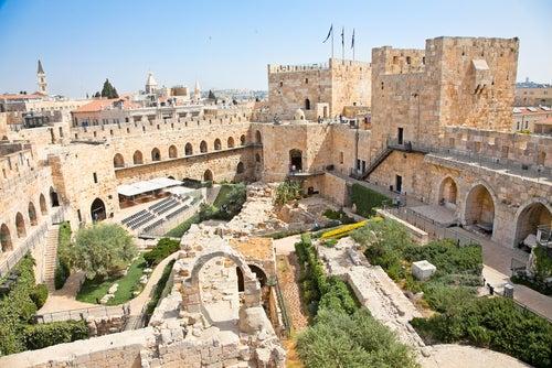 Torre de David en Jerusalén