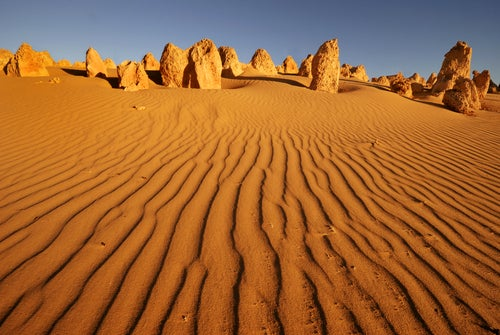 Desierto de los Pináculos