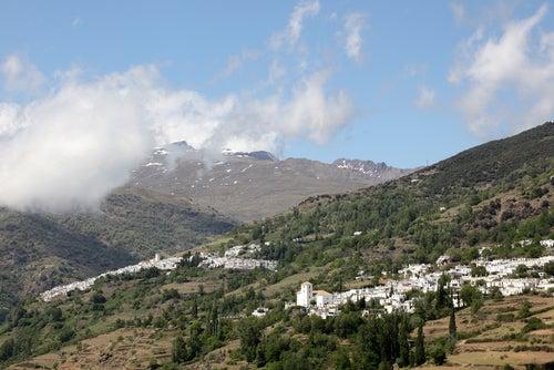 Vista de Pampaneira