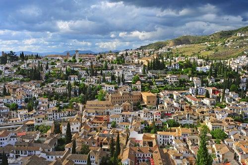 El Sacromonte en Granada, un barrio impresionante