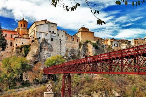 Puente de San Pablo de Cuenca