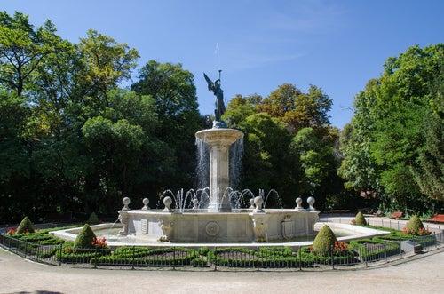 Parque Grande de Valladolid