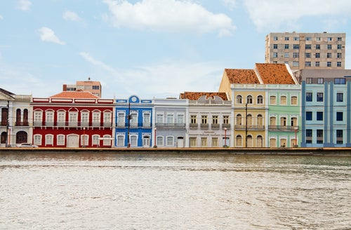 Canal en Recife