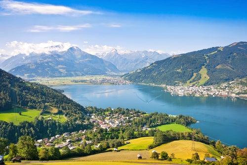 Zell am See-en Austria