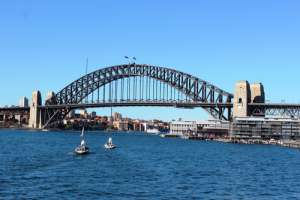 Harbour Bridge en Sidney