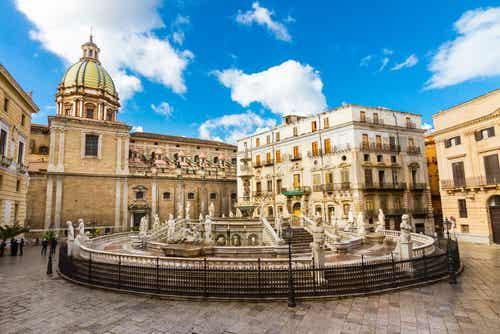 La ciudad de Palermo, una joya en el sur de Italia