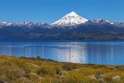 Parque Nacional Lanín en La Patagonia