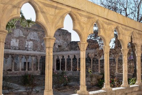 Monasterio en Morella