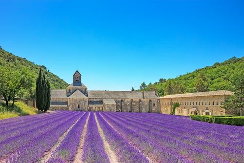 Gordes en Francia