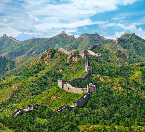 La Gran Muralla China, unos muros llenos de historia