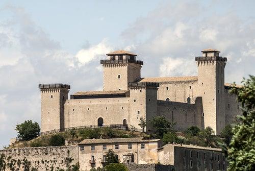 Castillo de Spoleto
