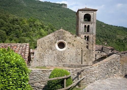 Iglesia de Beget