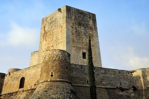 Castillo de Santiago e Sanlúcar de Barrameda