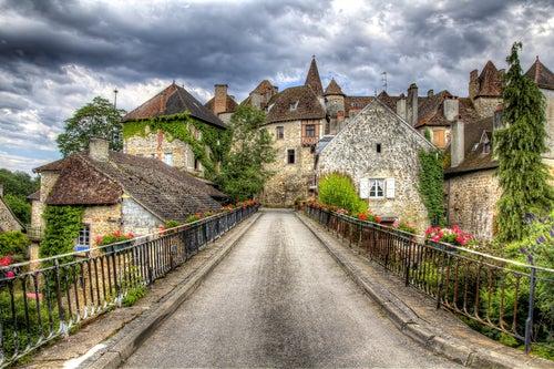 Carennac en Francia