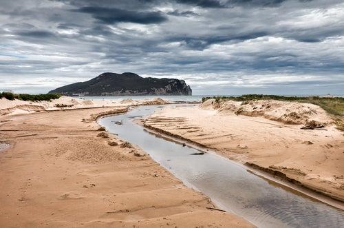 Río Mantilla en Laredo