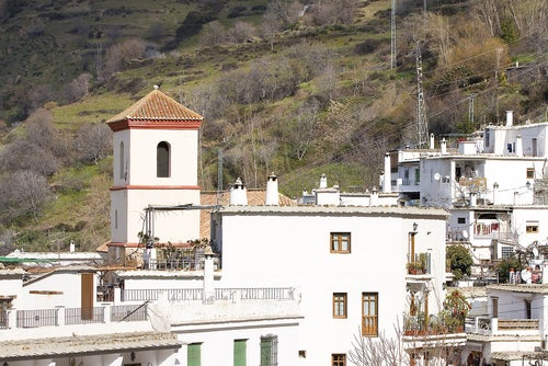 Iglesia de Pampaneira