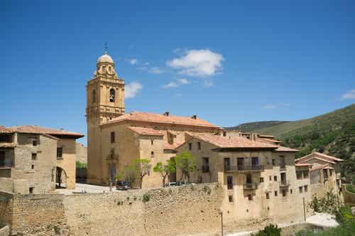Mirambel en Teruel, un rincón apasionante