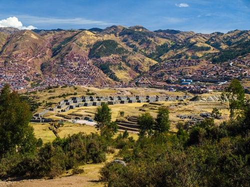 Cuzco y Sacsayhuamán