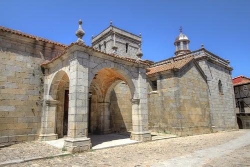 Iglesia de La Alberca