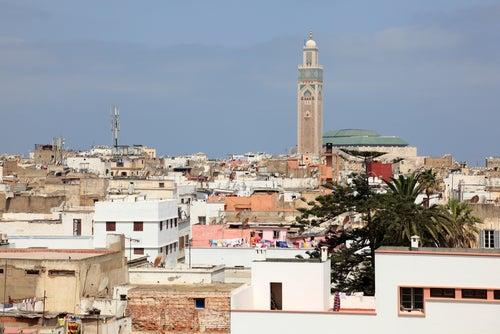 Ciudad antigua de Casablanca